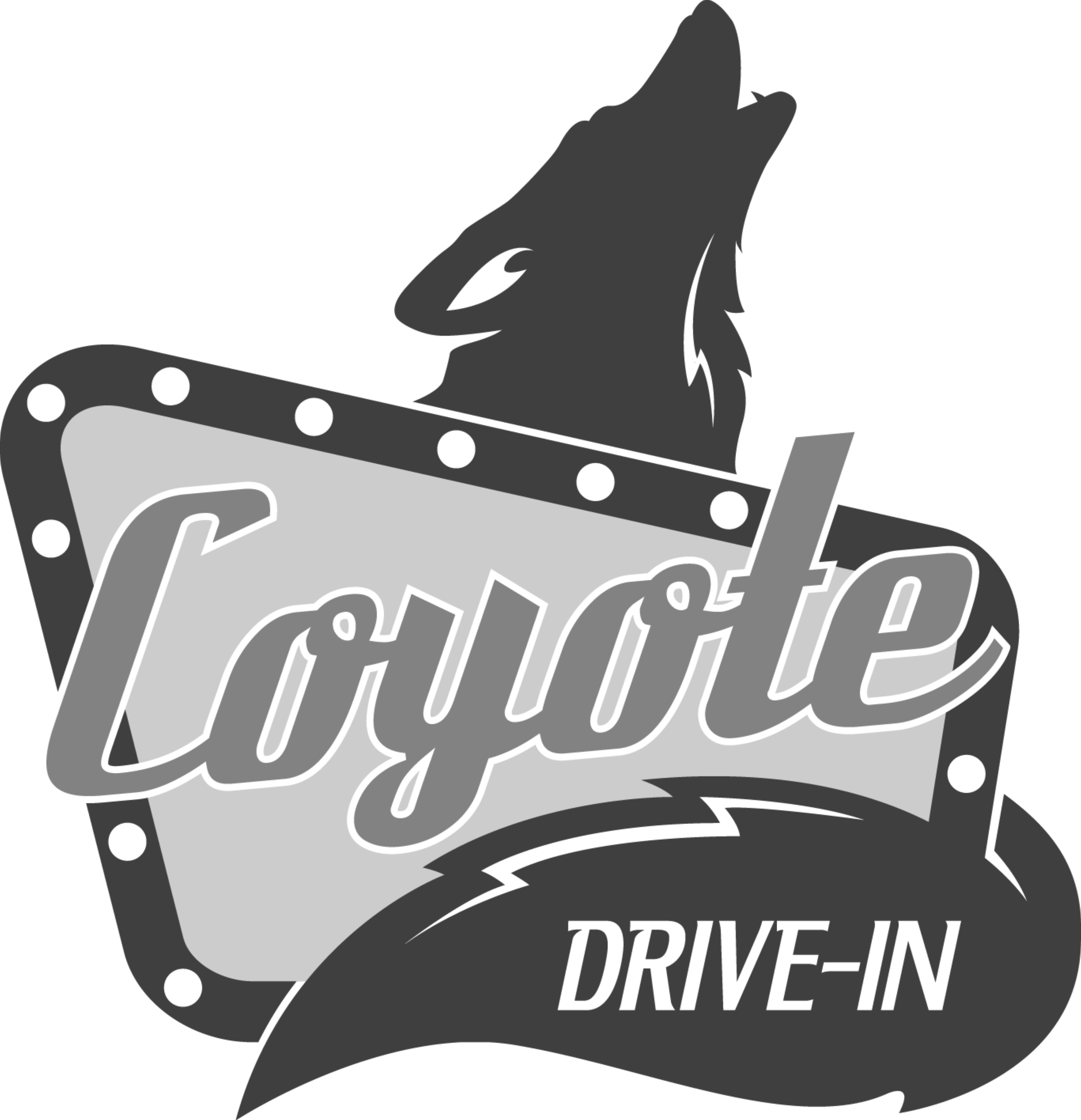 Coyote Drive In logo