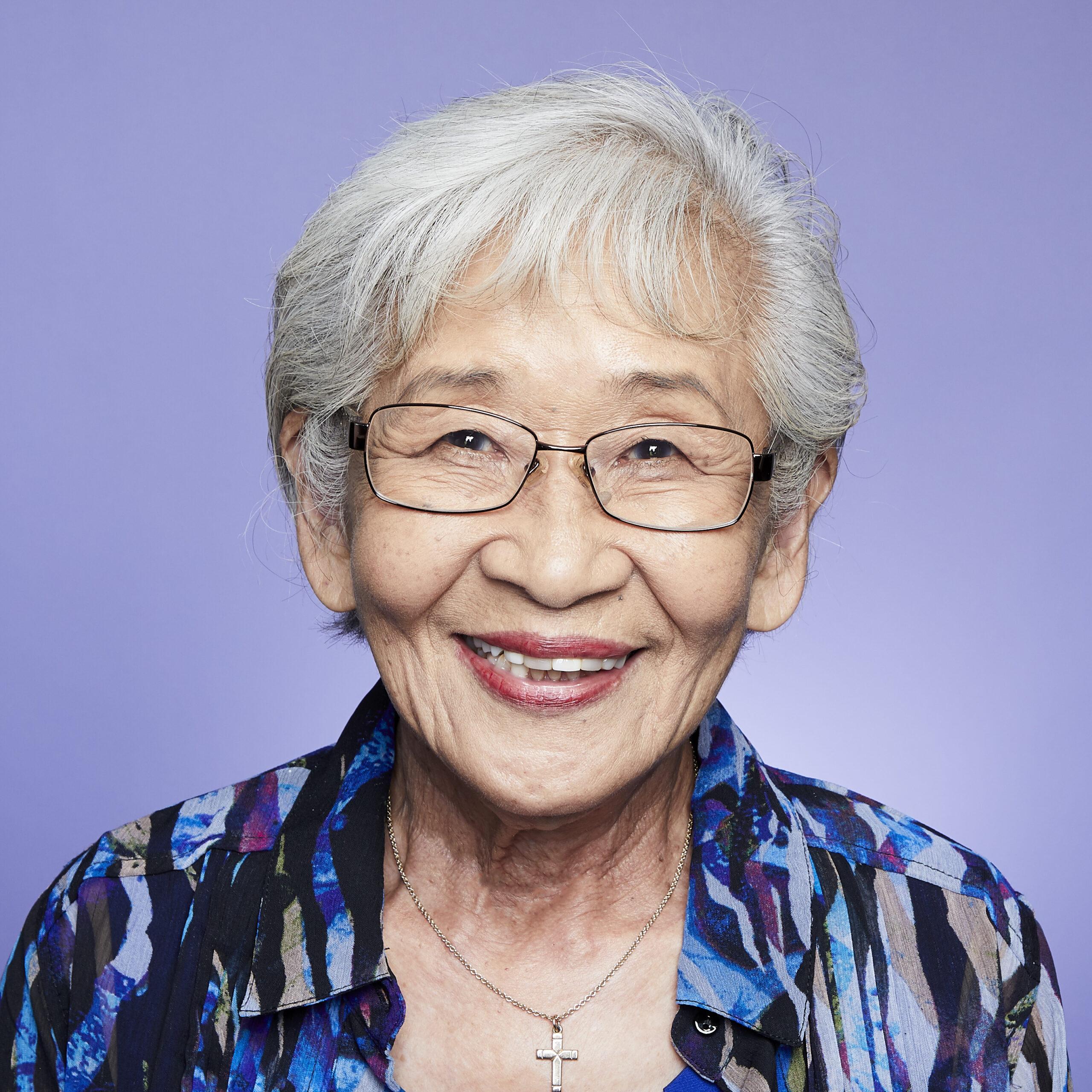 Masako Parshall headshot